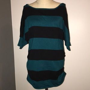 Sweaters - Striped top. New with tags